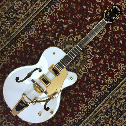 Gretsch G5420TG Electromatic Hollow Body White/Gold Hardware
